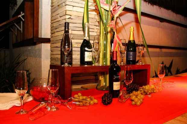 Vinhos de diversos países foram provados no Taças do Mundo. Foto: Juanpa Ausin/Aguila Comunicação