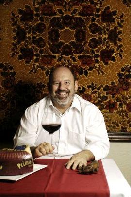 Fernando Guerrera: pura simpatia e boas histórias da cozinha