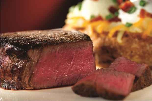 O menu servido será o menu degustação do Outback. Foto: Outback/Divulgação