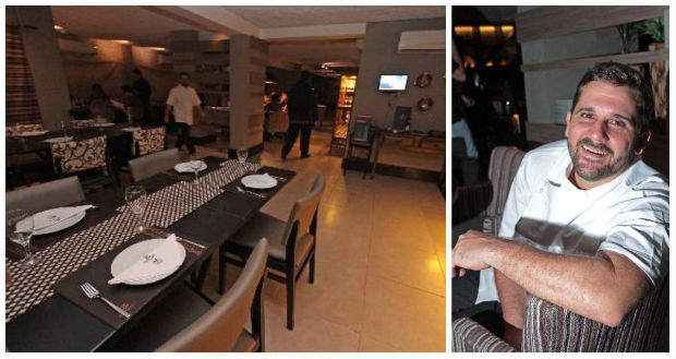 O chef Biba Fernandes já comanda a cozinha do Chiwake