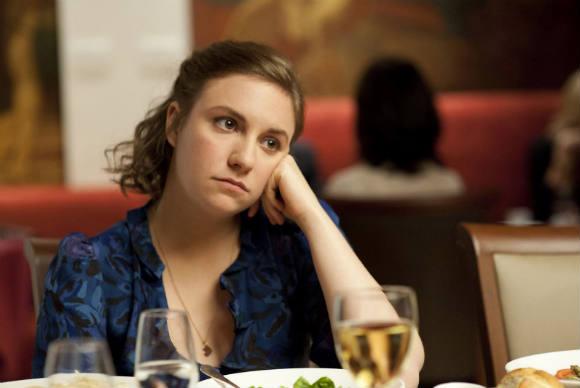 Lena já foi considerada uma versão feminina do diretor Woody Allen. Crédito: HBO/Divulgação