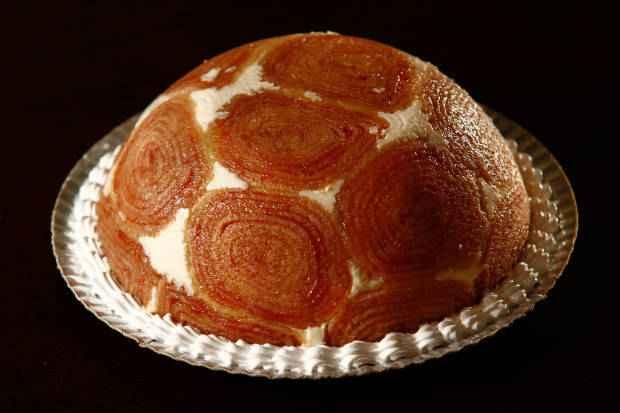 A versão da Sabor de Beijo leva cobertura de bolo de rolo. Foto: 4Comunicação/Divulgação
