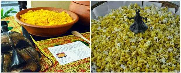 Serão feitos dez pratos para o evento. Foto: Comida de Santo/Divulgação