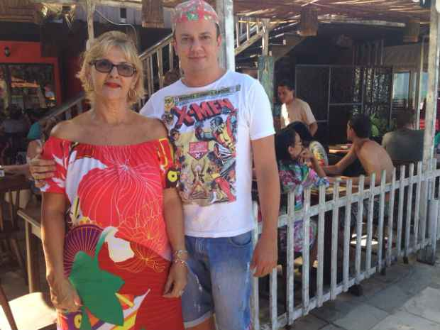 Lilian e Hugo, do Sabores d' Casa, estreiam em grande estilo no Porto Gastrô