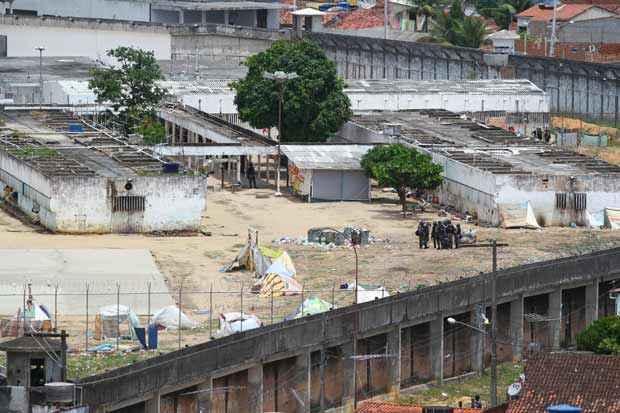 Armario Oriental Verde ~ MPPE pede interdiç u00e3o do antigo Presídio Aníbal Bruno Local Diario de Pernambuco