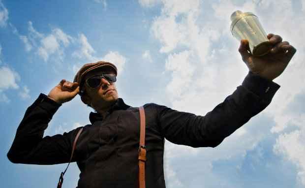 O mixólogo Dazfer Subero vai preparar drinques com rum. Foto: Dazfer Subero/Divulgação