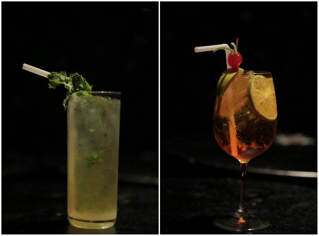 Os drinques próprios também são destaque do menu. Foto: Ivan Melo/Esp. DP/D. A Press