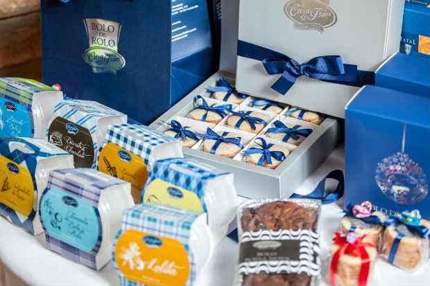 Os doces da Casa dos Frios ganham uma nova embalagem. Foto: Victor Muzzi/Divulgação