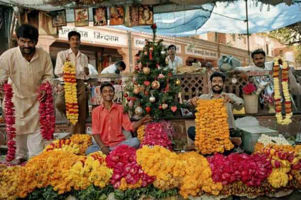 Natal na Índia (Internet/ Reprodução)