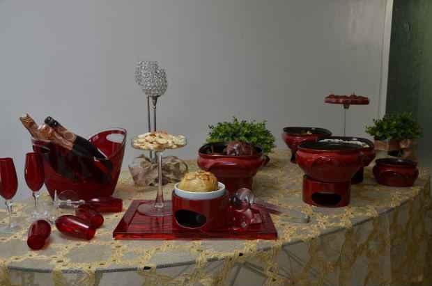Na Alemanha, é comum encontrar como prato principal na ceia o ganso gralhado. Foto: Cristiane Silva/Esp. DP/D. A Press