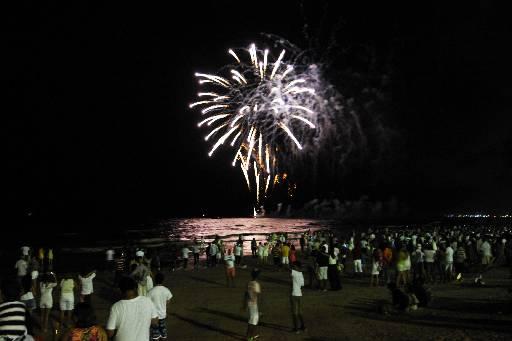 Show pirotécnico do Recife terá mais de 1,8 mil fogos de artifício - Boa Informação