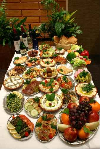 Os pratos vegetarianos combinam também com a ceia do ano novo. Foto: Universidade Cruzeiro do Sul/Divulgação