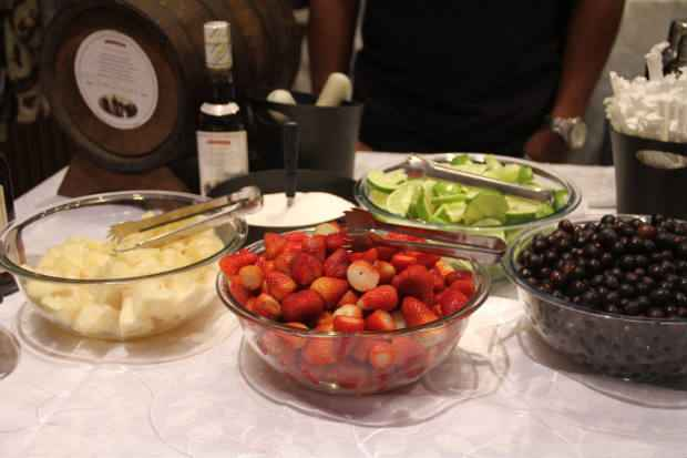 As bebidas podem ainda serem feitas para receber os amigos. Foto: Carvalheira/Divulgação