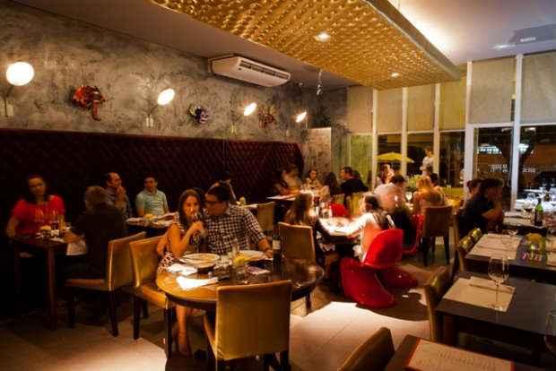 O menu pode ser provado até dia 31 de janeiro. Foto: Paloma Amrorim/Divulgação
