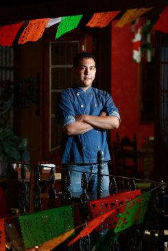 O Escalante's, do guatemalteca Fernando Escalante, mescla sabores texanos e mexicanos. Foto: Bernardo Dantas/DP/D. A Press