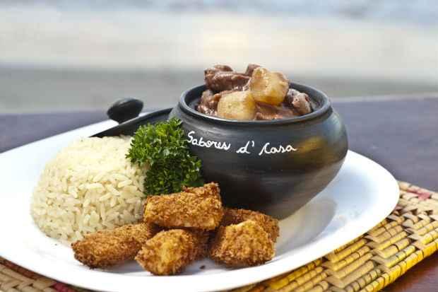 Suíno na panela foi um dos destaques do último festival Porto Gastrô