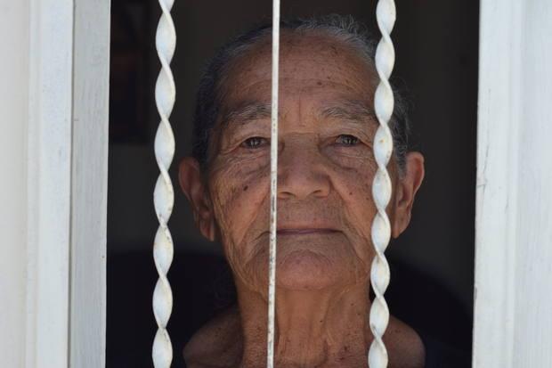 """Tereza Freire Gomes nunca foi a salas de cinema e participa de """"Central do Brasil"""". Crédito: Vinicius de Brito/Esp. DP/D.A Press"""