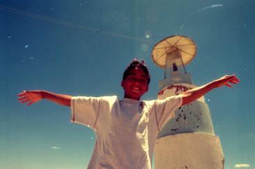 Fred Francisco tinha 11 anos quando conheceu o diretor do filme. Crédito: Dorival Elze/DP/D.A Press/Arquivo