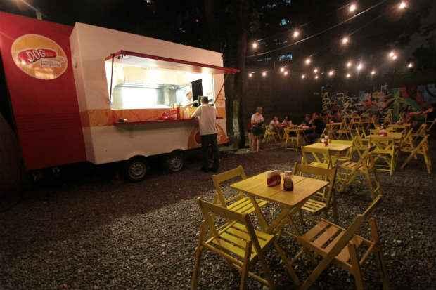 Site sobre food trucks foi pensado pelo pernambucano André Vita. Foto: Roberto Ramos/DP/D.A Press