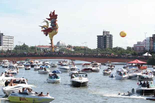 Carnaval de Pernambuco deve atrair quase 900 mil turistas entre os dias 13 e 18 de fevereiro. Foto: Nando Chiappetta/DP/DA Press