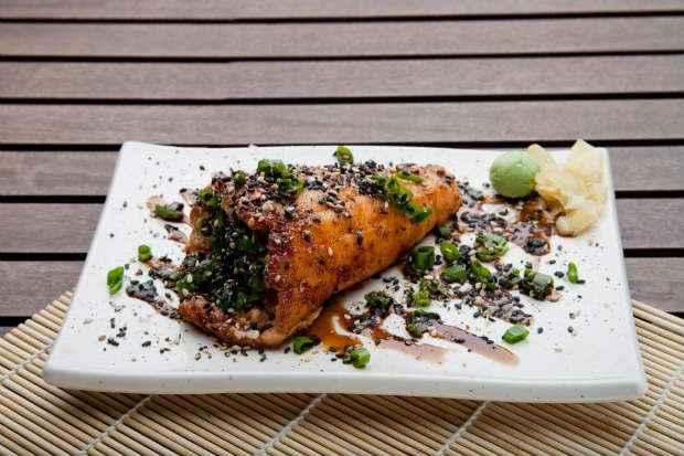 Os fãs da cozinha oriental poderão contar com as comidas da Barka Temakeria. Foto: Baladeira Inovacoes/Divulgacao