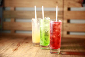Ernesto Café oferece drinques de diferentes sabores. Foto: Bernardo Dantas/ DP/D.A Press.