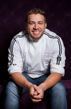 Chef Armando Pugliesi é chef e proprietário do HotSpot, no Pina. Foto: Paloma Amorim/Divulgação