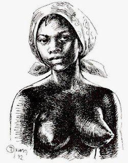 Aqualtune foi avó de Zumbi dos Palmares. Imagem: Reprodução da internet