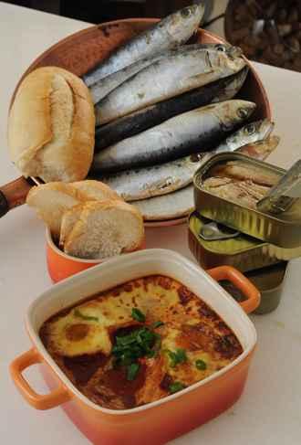 Enlatada, fresca, com pão ou em alguma receita, não importa. O sabor da sardinha faz sucesso em qualquer ocasião. Foto: Gladyston Rodrigues/EM/D.A Press