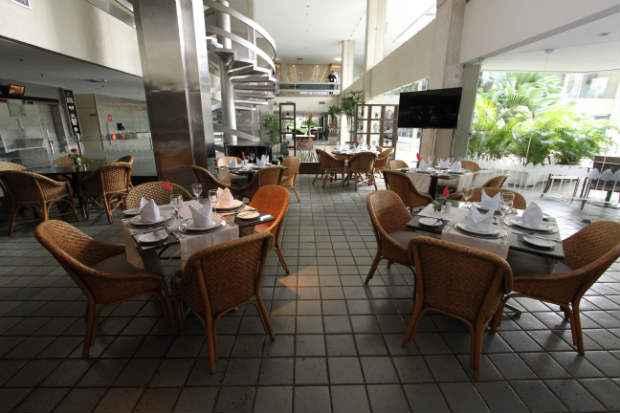 O restaurante Promenade vai ser palco para o evento, que vai acontecer sempre na primeira semana de cada mês. Foto: Marília Gilka/ Divulgação