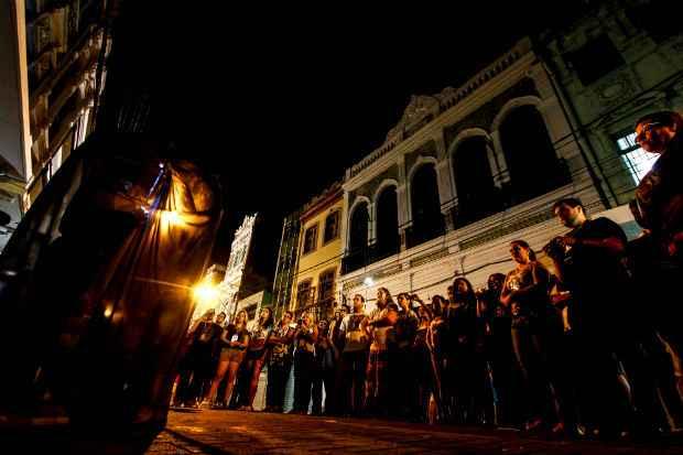 Recife Mal Assombrado é tema de tour gratuito neste fim de semana. Foto: Marcos Pastich/Divulgação