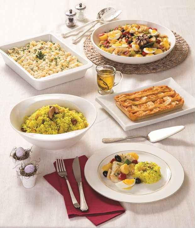 A rede de supermercado extra apresenta vários pratos disponíveis para encomenda. Foto: Believe by lead/ Divulgação