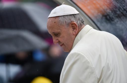 Papa Francisco em 25 de março de 2015 no Vaticano. Foto: AFP Gabriel Bouys
