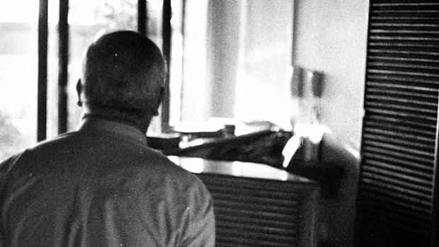 Marcelo Lordello exibe seu longa-metragem Vigias, na TVU. Foto: TVU/ Divulgação