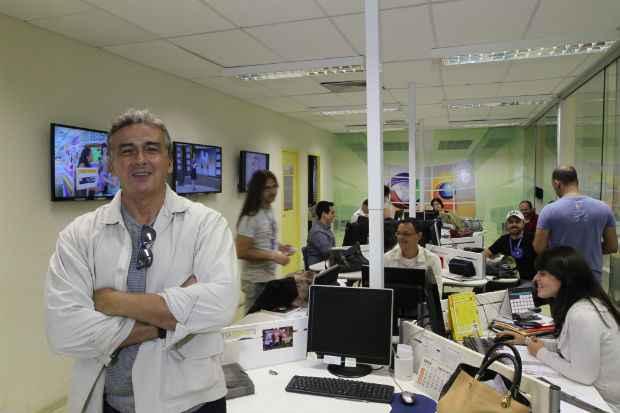 Hugo Esteves e redação do