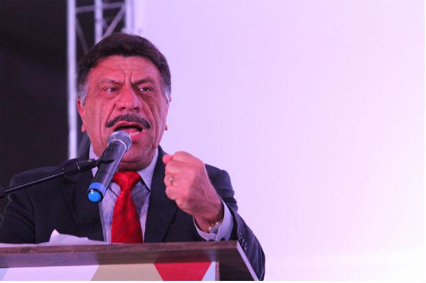 Presidente ada Amupe ressaltou força dos municípios na negociação Foto: Paulo Paiva/DP/D.A Press (Paulo Paiva/DP/D.A Press)