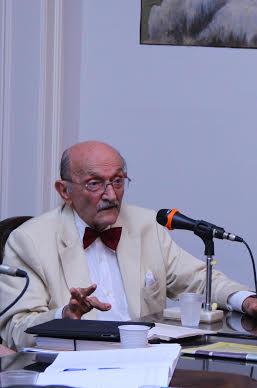 Antônio Corrêa de Oliveira Andrade Filho tinha 87 anos e ocupava a cadeira 17 da APL desde 1978. (Foto: APL/Divulgação)