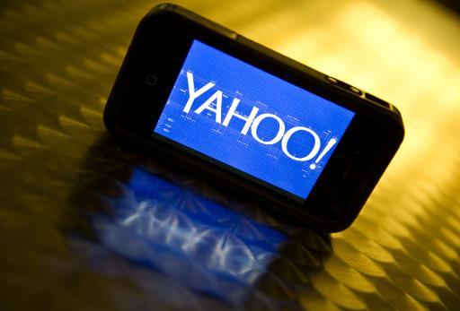 Os grupos norte-americanos de tecnologia Yahoo! e Microsoft anunciaram nesta quinta-feira que renovaram sua parceria de busca na internet. (Karen Bleier/AFP)