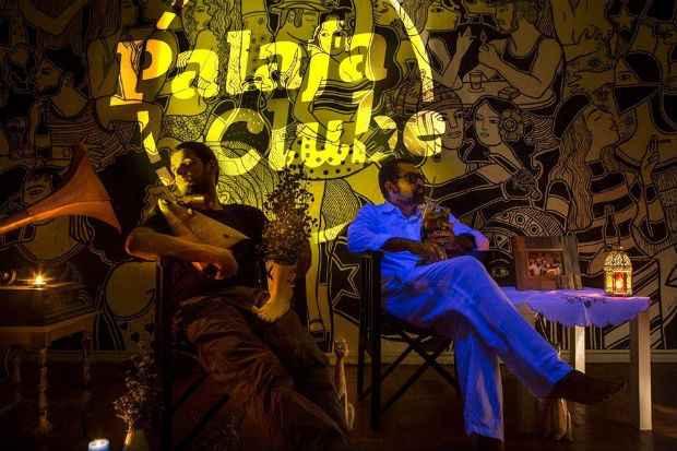 Palafa Clube é o mais novo espaço alternativo da cidade. Crédito: Rafael Medeiros/Divulgação