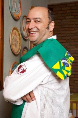 César Santos, do Oficina do Sabor, assina pratos oferecidos no self service na Casa dos Frios durante o festival. Foto: César Santos/ Divulgação
