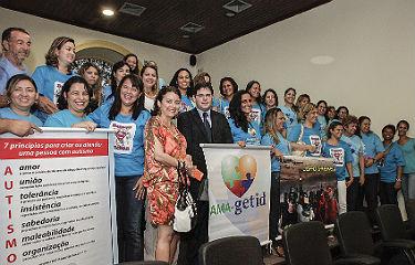 Familiares e representantes ligados à causa compareceram em peso à Assembleia (Foto: João Bita/Alepe) (João Bita/Alepe)