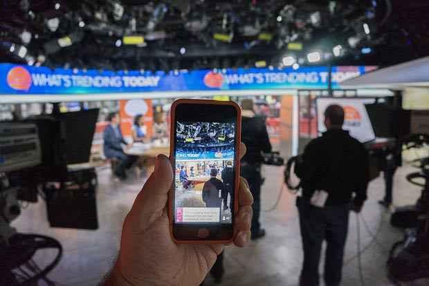 O app já é um dos mais baixados nos Estados Unidos. Foto: Anthony Quintano/Flickr/Reprodução.