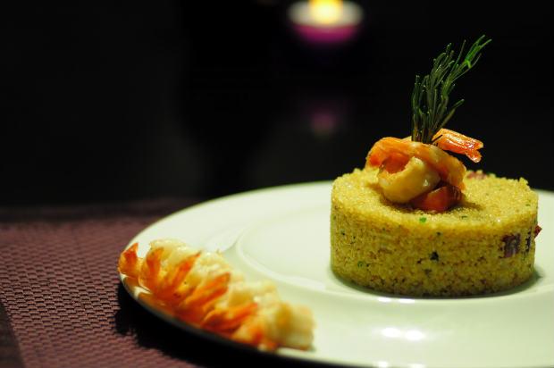 Salada de Quinoa é opção leve e refrescante. Foto: João Velozo/ Esp. DP/ D. A Press