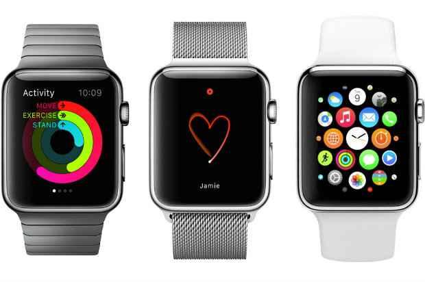 Após o lançamento do relógio da Apple, em 24 de abril, alguns usuários relataram que os gadgets estavam apresentando um funcionamento estranho em pulsos tatuados. Foto: Divulgação.