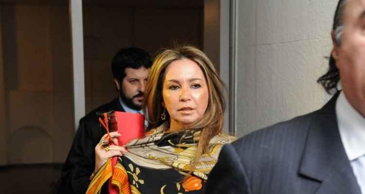 No mês passado, o Ministério Público repassou R$ 19.504,56 líquidos a Deborah Guerner, que ainda tentou na Justiça receber o pagamento de férias