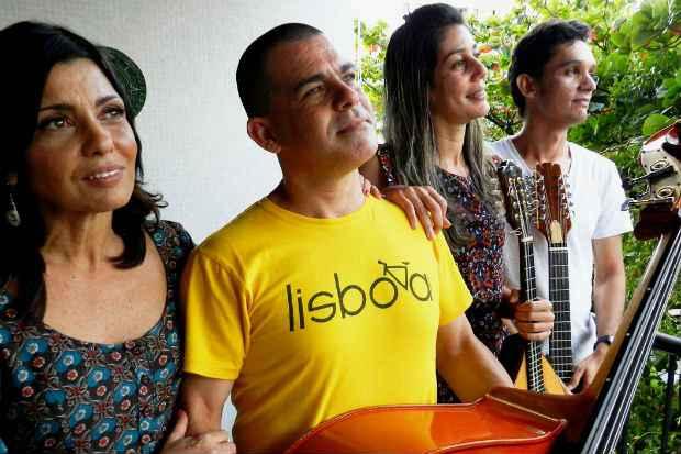 Terno de Areia e Mônica Feijó apresentam o Frevo Pra Ouvir Deitado. Crédito: Facebook/Reprodução