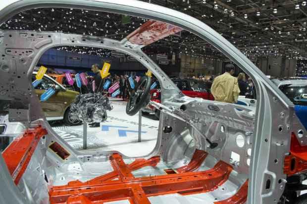 Indústria automobilística não vai bem das pernas. (Foto: Gerard Chardonnens/Fotos Públicas)