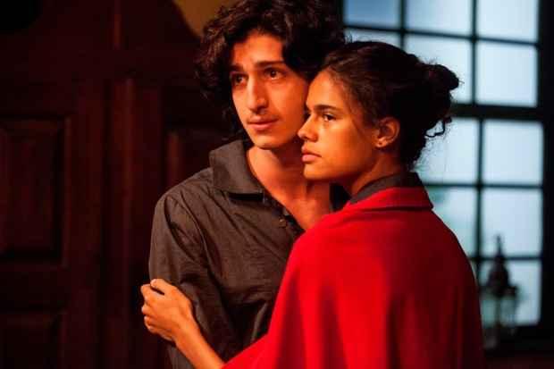Amorteamo é um melodrama sobrenatural, que será exibido às sextas. Foto: Paulo Belote/TV Globo