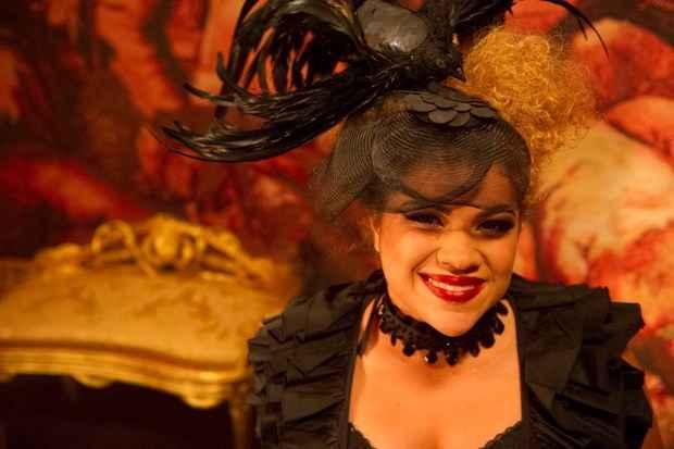 Isadora dará vida à cantora do bordel da cidade, em Amorteamo. Foto: Renato Rocha Miranda/TV Globo