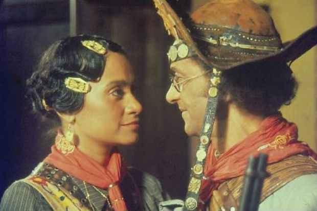 Nelson Xavier emprestou o rosto a Lampião na minissérie